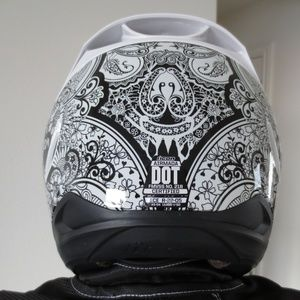 ICON Other - Icon Airmada Chantilly Motorcycle Street Helmet